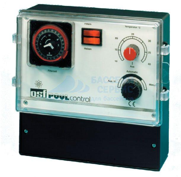 Блок управления фильтрацией и нагревом Pool-Master 230, 220В Новая волна. Удовольствие от бассейна.
