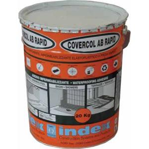 Обмазочная эластопластичная гидроизоляция Index Covercol AB (Коверкол), трещины до 2 мм, упаковка 20 кг Index Covercol AB