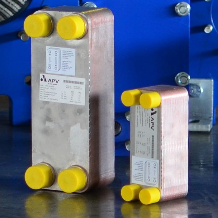 Теплообменник apv уплотнения для 2 класса Паяный теплообменник Машимпэкс (GEA) GNS 800 Назрань
